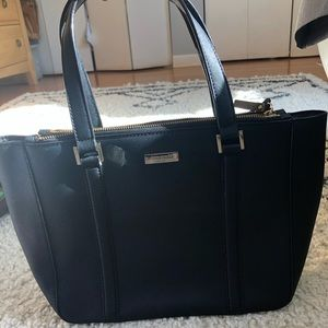 Kate Spade New York - black hand bag